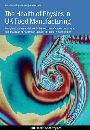 Cover image for Health of Physics in UK Food Manufacturing report