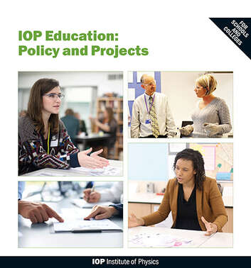 IOP Education: Policy and Projects