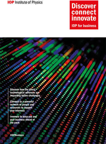 Cover of IOP for business publication