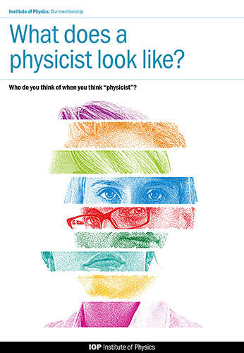 Cover image for What does a physicist look like? report