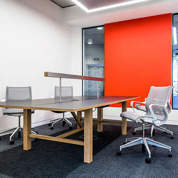 Meeting rooms available at the IOP Accelerator Centre