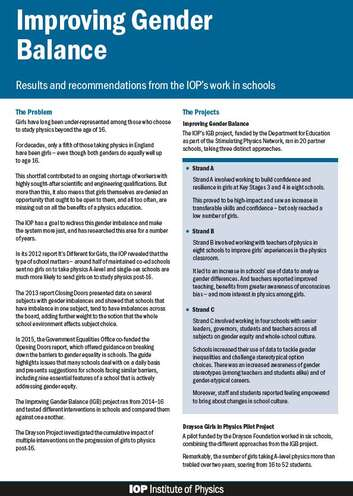 IGB results and recommendations report cover