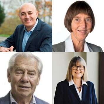 IOP new IOP Honorary Fellows 2019