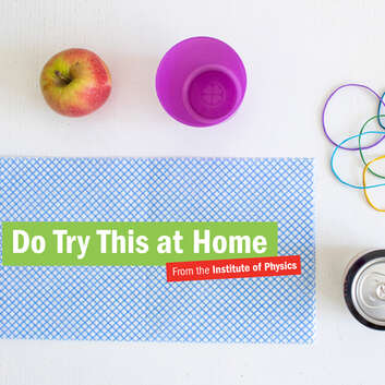 Fun science experiments that you can do with household items