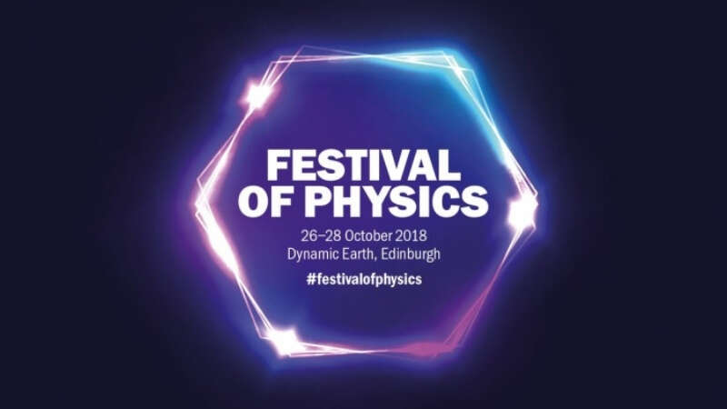 Festival of Physics official logo