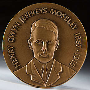 Image of Henry Moseley Medal