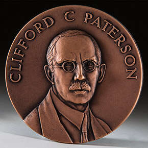 Image of Clifford Paterson Medal