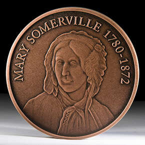 Image of Mary Somerville Medal