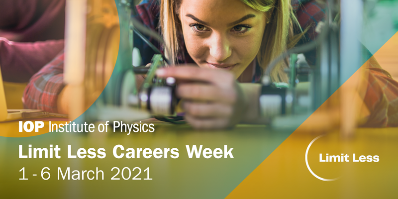 Limit Less Careers Week 1st March to 6th March, 2021